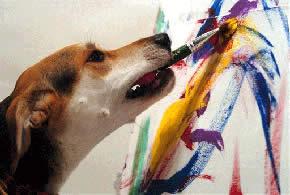 dog-artist